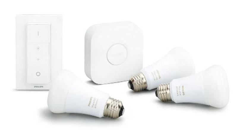 Philips Hue White Ambiance Smart Home Starter-Kit