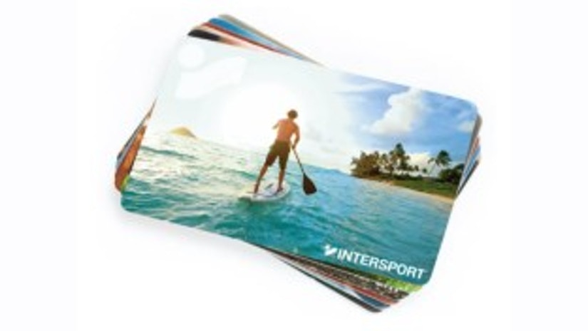 INTERSPORT-Geschenkkarte