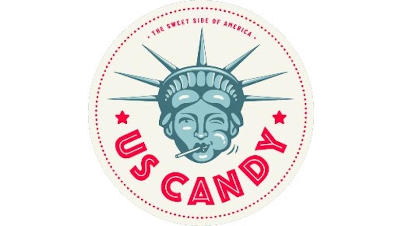 US Candy Logo