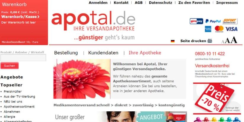 Apotal Screenshot