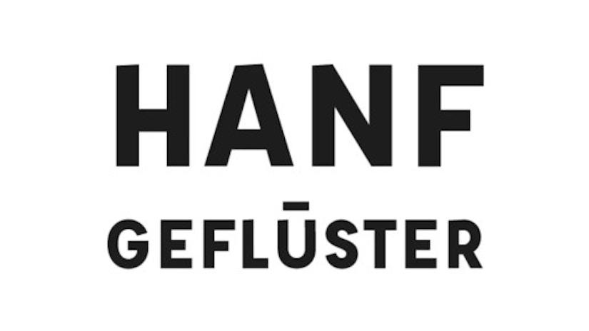 Hanfgeflüster Logo