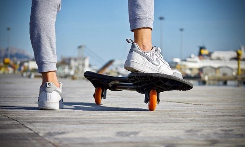 Skateboard, Sneaker