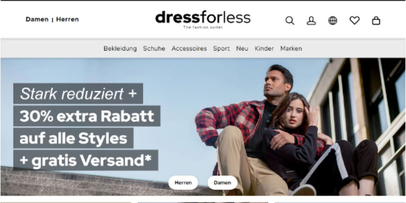 Dress For Less Gutschein 15 Prozent