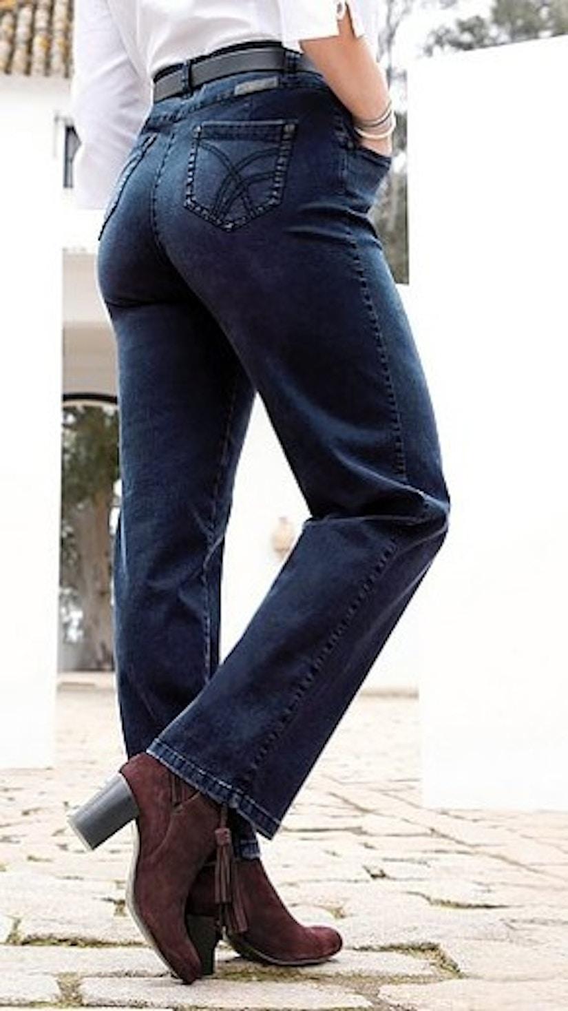 Babsie Straight Leg Jeans von KJBRAND