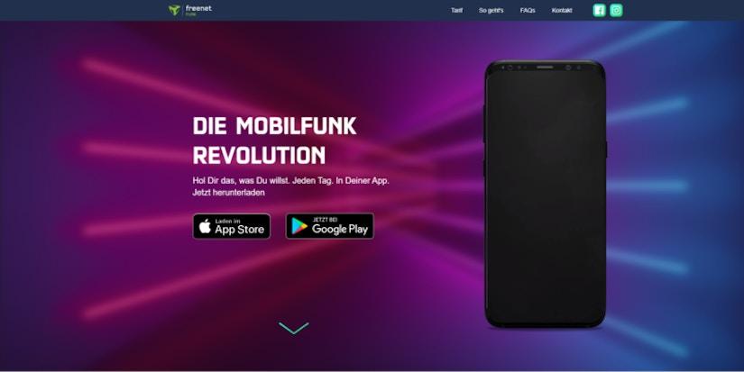 Die Mobilfunk Revolution mit Handy