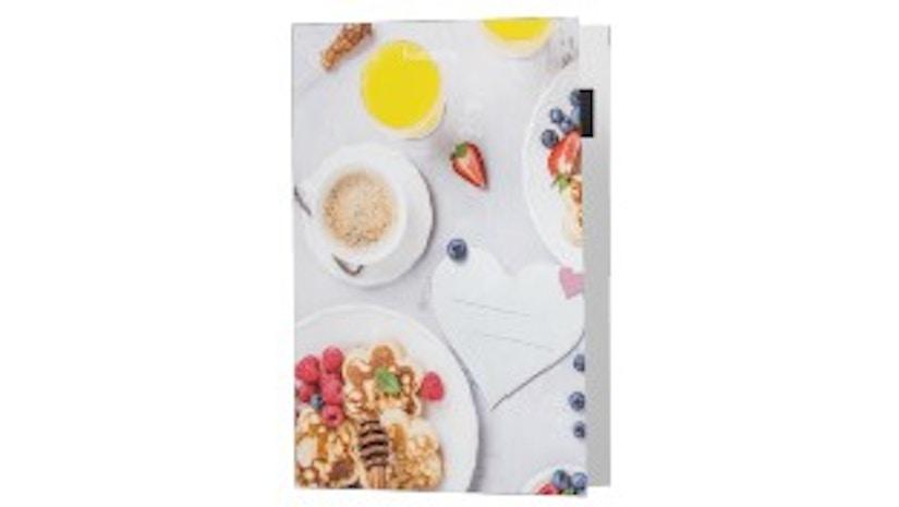 foodspring Gutschein auf weißem Hintergrund