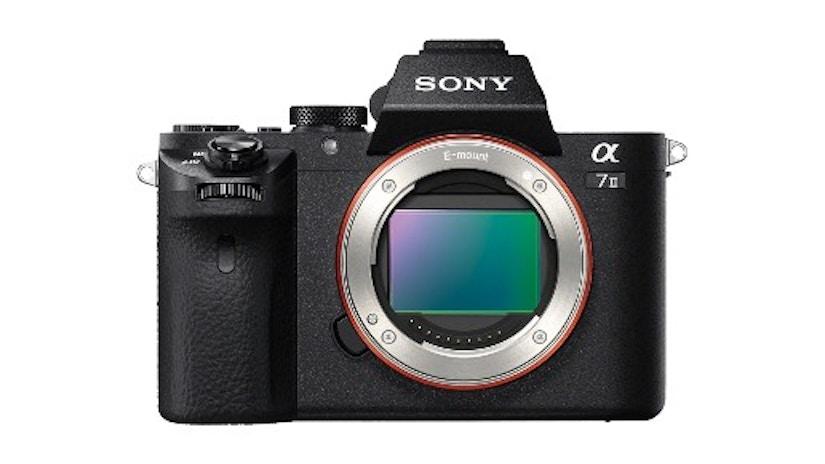 Sony Systemkamera »ILCE-7M2B - Alpha 7 II E-Mount«