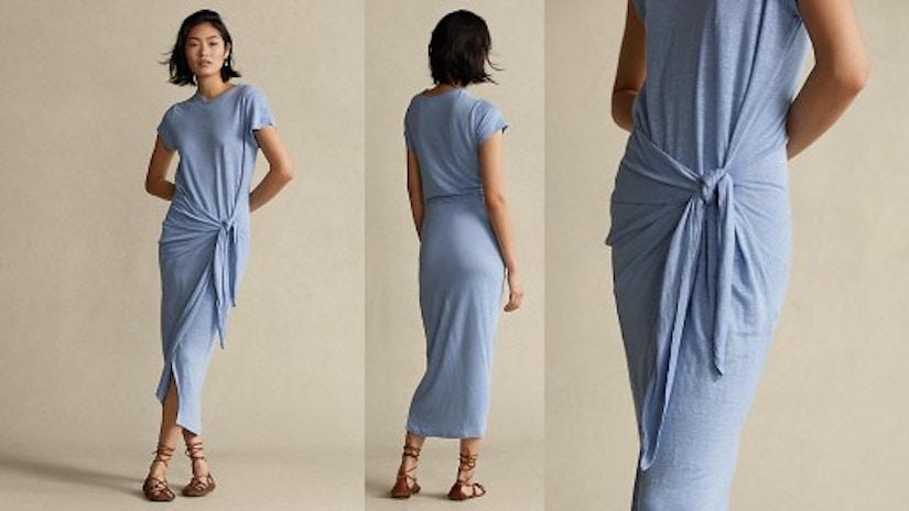 T-Shirt-Kleid von Polo Ralph Lauren